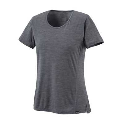 Maglie - Smolder Blue - Donna - T-shirt tecnica Donna Ws Capilene Cool LW Shirt  Patagonia